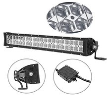 New Arrival Light Bar 6D Led Light Bar For Offroad 4x4 Truck Tractor