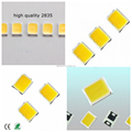 package type led light diode 2835 smd led 60ma 150ma 24-26lm ( ce & rohs ) high quality