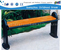 (HD-20307) Used wooden bench Outdoor Park Street bench Customized Available MOQ 1pc