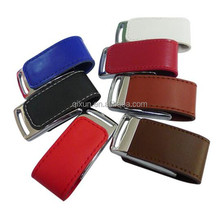 high quality hot sale leather usb flash drive,bulk 4gb usb stick,bulk 4gb usb flash drives
