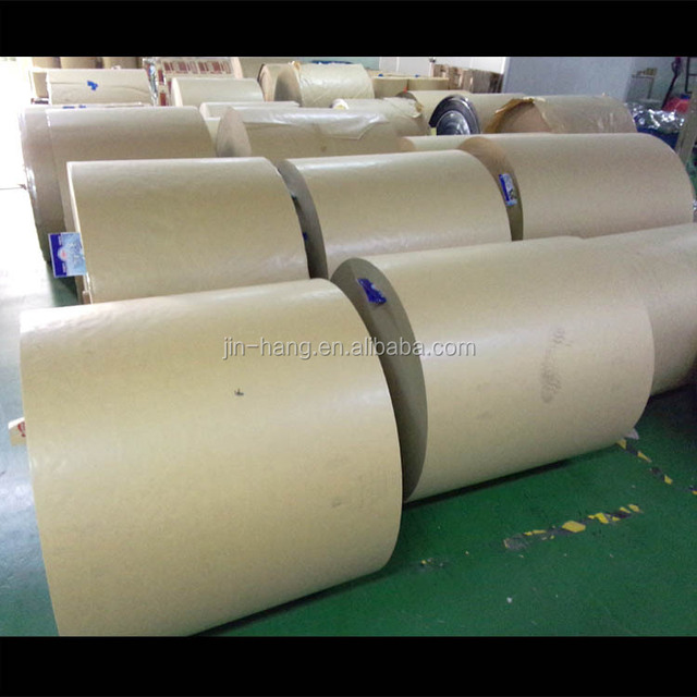 PE Coated Butcher Paper Roll For Meat Wrapping Paper Bag with factory price