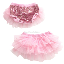 infant toddler children clothing sequin baby bloomer posh ruffle sequin baby bloomer