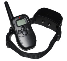 Petrainer PET998D-1 300M Beep Vibration Electric Shock Collar For Dog Training