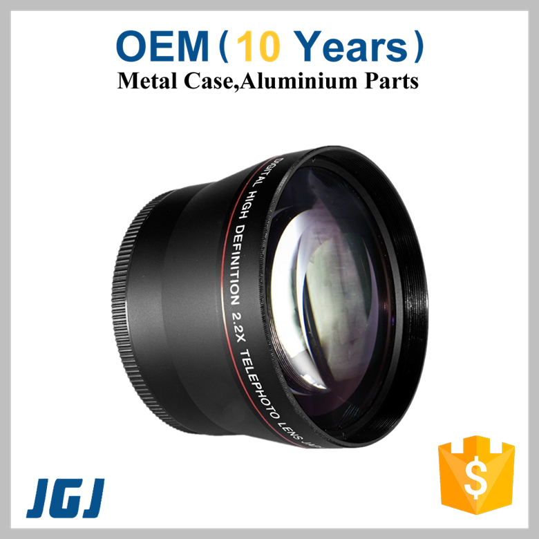 58mm 2.2X Telephoto Conversion Lens for Canon EOS Digital SLR Cameras Compatible with 18-55mm, 50mm1.4 Lens