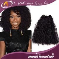 100% Virgin Brazilian Human Hair in Factory Price, Wholesale Virgin Brazilian Hair Weave Bundles For African American