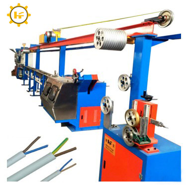 best price light weight power cable sheath making line