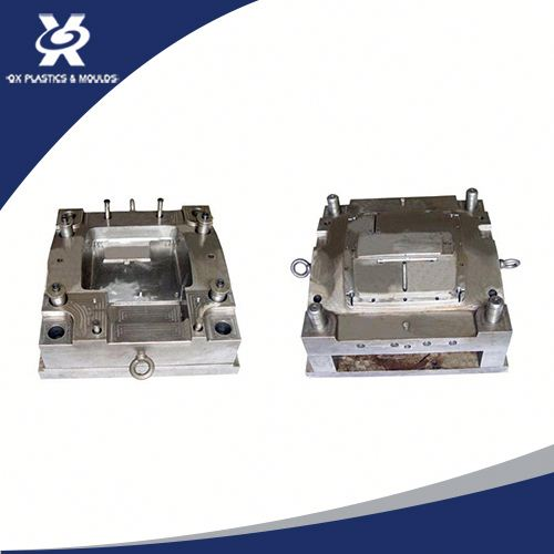 TOP QUALITY Custom best-Selling plastic injection shuttle cock mould