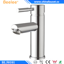 Beelee BL50101 Bathroom Single Lever Chrome Finish Mono Sink Mixer Basin Tap/Faucet