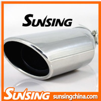 car parts auto stainless steel exhaust pipe wholesale