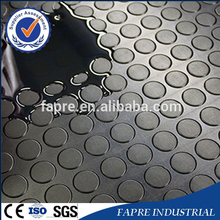Stable Round Stud Rubber Mat/Coin Rubber Flooring