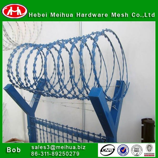 Razor Barbed Wire Fence Supplier and Razor Barbed Wire - oukas.info
