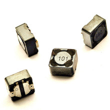 SMD inductor CDRH127R 12*12*7MM 100uH 101 shielded inductor 100uh power inductor 1.7A