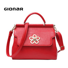 Wholesale Women Genuine Leather New York Fashion Handbag