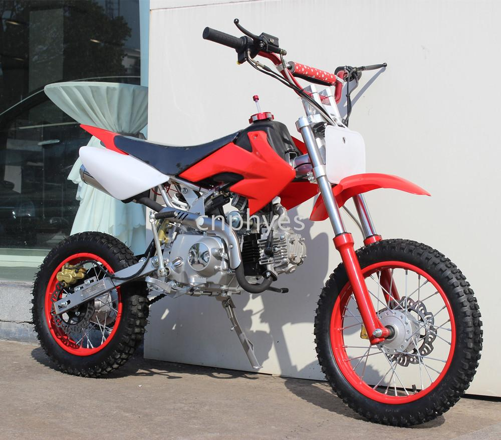 Manufacture Chinese factory hot selling used motorcycle 125cc 4-stroke Sports Two Wheel Motorcycle Dirt Bike for sales