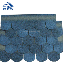 fish scale asphalt shingles