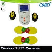 TENS therapy device OBS-188 electric massager wireless TENS massager