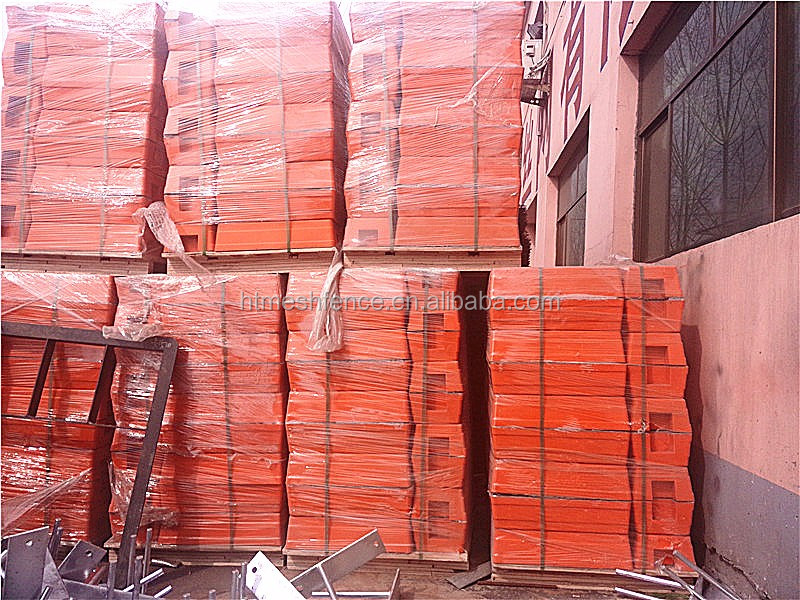 Anping Haotian heavy duty anti-climb australia temporary fencing panels factory