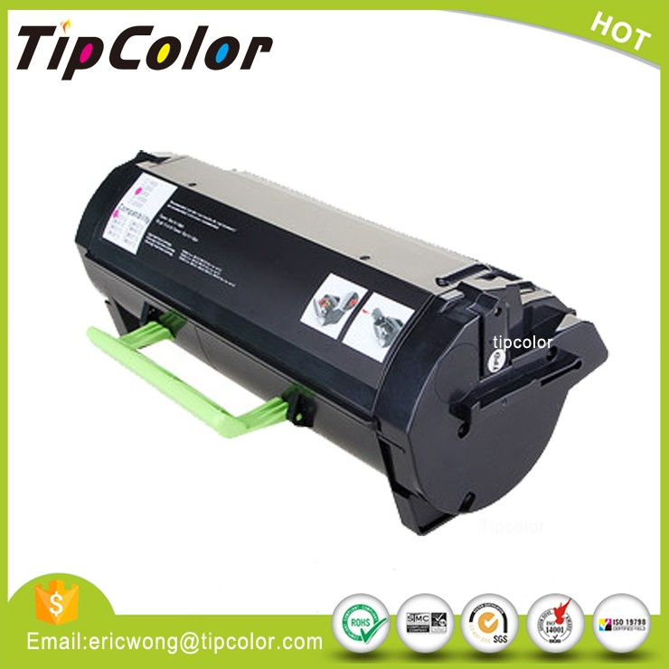 compatible MS310 MX310 MS410 MX410 MS510 MX510 MS610 MX610 empty shell, empty core MS310, MX310 empty cartridge Toner Cartridge