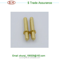 OEM Service Brass Shaft Pins CNC