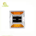 Eco-Friendly aluminum solar road studs pavement marker cat eyes