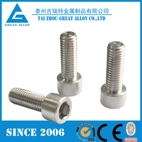 Incoloy 825 901 925 special alloy fasteners bolt and nut