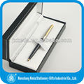 2017 black color ball pen with gift boxs