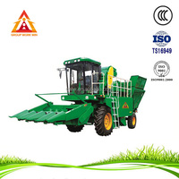 Chineae factory small wheat combine harvester hot sale in Pakistan