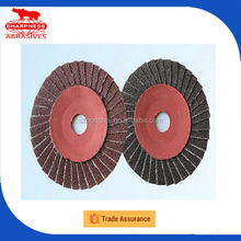 HD389.2 flap disc with fiberglass base