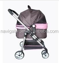 Nice, Durable And Foldbale Pet Stroller With Aluminum Frame