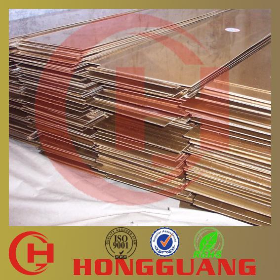customizable c63800 aluminium bronze sheet price with best