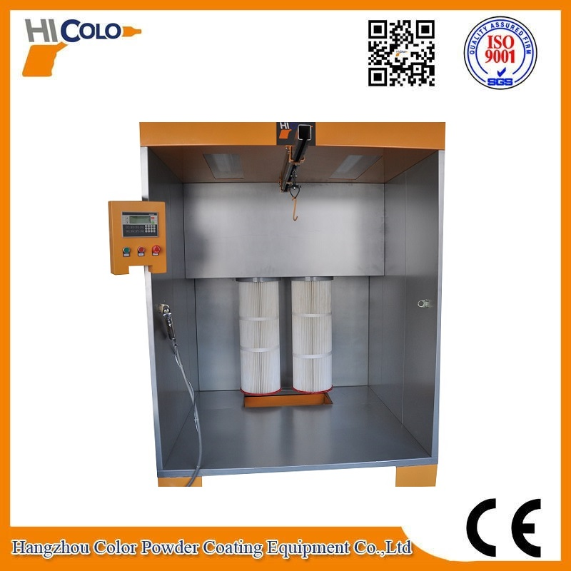 COLO-S-1517 Powder Coating Spray Booth