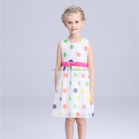 2016 new design China Alibaba wholesale smocked 10 year old dresses for summer