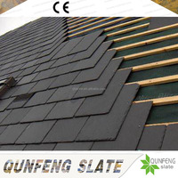 Factory Direct Sale Popular And Cheap Natural Stone Black China Roofing Slate