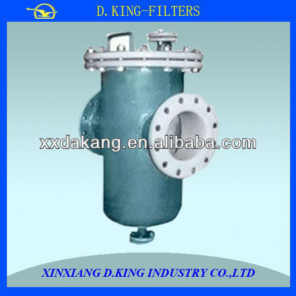 pollution control production machine water filter