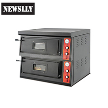 Commercial Pizza Baking Oven Bakery Machine Widely Used Fast Food Gas Pizza Oven