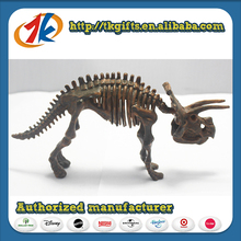 Wholesale High Quality Small Plastic Skeleton Dinosaur Figurine Toys