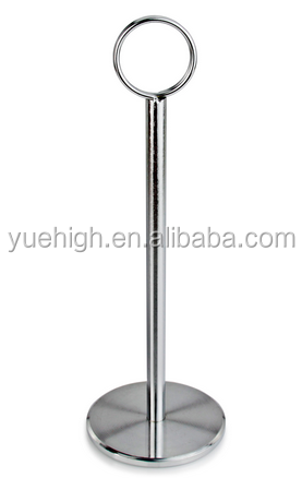 Malaysia Table Metal Menu Holder