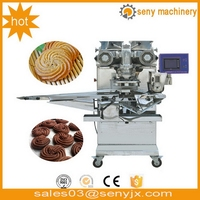 Customized hot sell onion grasping pie making machine