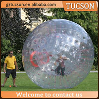 wholesale china cheap giant plastic bubble human sized hamster ball