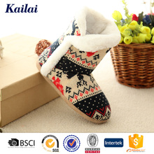 good sell cheap high quality ankle women warm soft snow boot from china