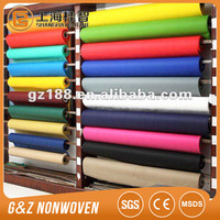 Alibaba China Manufacturer Polypropylene Spunbond TNT Nonwoven Fabric