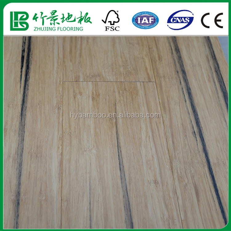 Serves a variety of types of products red cognac bamboo flooring