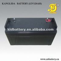Solar/SLA/ sealed VRLA Rechargeable/12V120AH/storage/battery for UPS