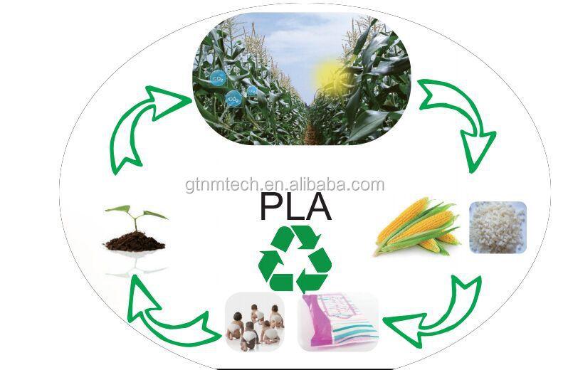 1d Biodegradable Pla Fiber Natural Fiber Pla Fibre Buy