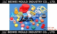 Custom Injection Plastic Bottle Capsule Mould