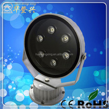 Huadengxing driver recessed ip65 20w led rgb wireless flood light