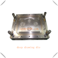 customize stamping deep drawing die for 5A41 aluminum part
