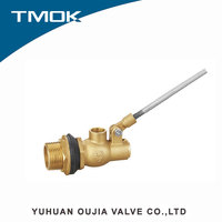 High Quality 1 inch Brass floating ball valve