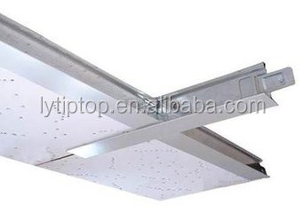 ceiling t grid cross tee metal t bar suspended ceiling t bar