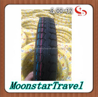 new tires for sale wholesale usa high quality motorcycle 4.00-12 tire